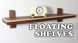 Best Place To Buy Floating Shelves Making Floating Shelves YouTube 63