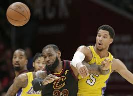 NBA Cleveland Cavaliers vs Los Angeles Lakers Spread and ...