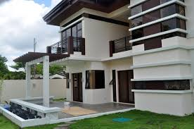 Small Picture Plain Modern Architecture In The Philippines House Design El