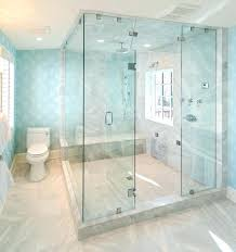 captivating glass enclosed shower doors glass enclosed shower leaking small bathroom solution separate traditional small bathroom design ideas gray