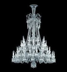 luxurious lighting. the most luxurious chandeliers by baccarat lighting h