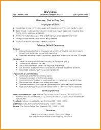 Sample Resume Designs here are prep cook resume goodfellowafbus 92
