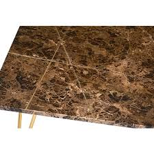 leo marble coffee table chairish