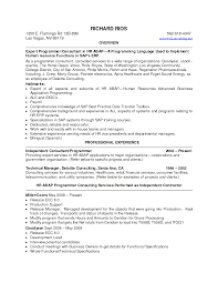 Awesome Good Overview For Resume In 12 Resume Summary Statement