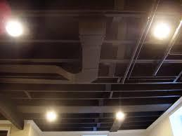 unfinished basement ceiling ideas. Best Unfinished Basement Ceiling Ideas
