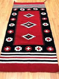 santa fe rugs native x 5 flat weave oriental rug hand new mexico navajo santa fe rugs
