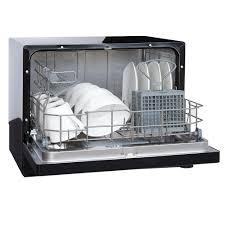 Miniature Dishwasher Vesta Countertop Dishwasher Westland Dwv322cb Dishwashers