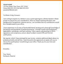 9 Dental Hygienist Cover Letter Precis Format
