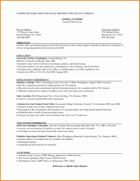 Chronological Resume Format Awesome Collection Of Chronological Order Resume Format Easy 24 24
