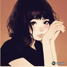 kuvshinov ilya | Anime art, Digital art girl, Girls cartoon art