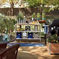 Interesting Diy Patio Decorating Ideas Deck Plan Outdoor Throughout