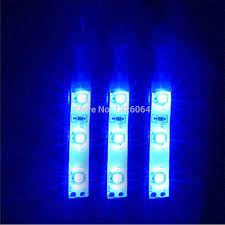 Car Light Decoration 5cm 3528 Smd Strip Car Led Indoor Decoration Lights Ribbon