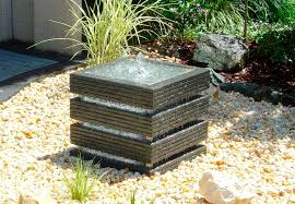 modern outdoor wall fountains zampco