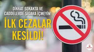 Tüm illerde sigara yasağı başladı! İlk cezalar kesildi