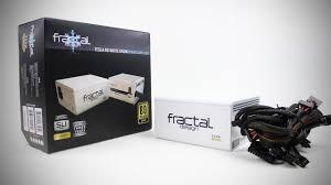 Fractal Design Tesla Fractal Design Tesla R2 650w White Edition Psu Unboxing First Look Unboxholics