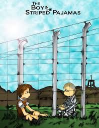 complete peace equally reigns between two mental waves the boy the boy in the striped pyjamas