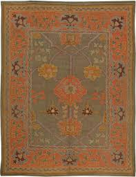 vintage arts crafts rug bb5991