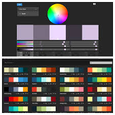 Adobe Color CC is an awesome tool that can speed up exploring various color  scheme options.