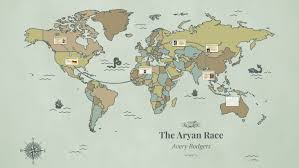 The Aryan Race by Avery Rodgers