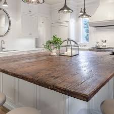 southern vintage reclaimed wood counters 001