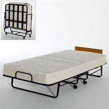 Folding Beds Sigma Twin Rollaway Bed With Orthopedic Spring
