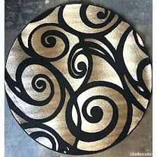 contemporary area rugs 8x10 6x9 modern round rug black design 5 feet 3 inches furniture exciting contemporary area rugs