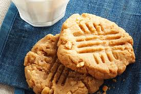 peanut butter cookies. Plain Cookies Easy Peanut Butter Cookies For T