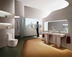Bathroom Design 2013 Futuristic Bathroom Trend 2013 Spaceship Room Modern