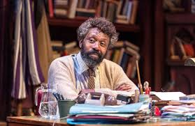 educating rita review starring lenny henry chichester educating rita