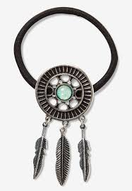 <b>Dreamcatcher Hair</b> Tie (original price, $2.90) available at #Justice ...