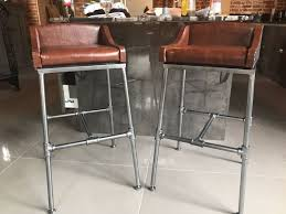 Retroindustrial Style Bar Stools In East Suffolk For