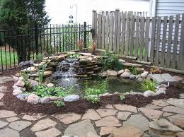 Small Picture Top 25 best Backyard waterfalls ideas on Pinterest Garden