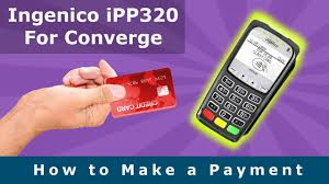 Make customer payments a breeze with fast, reliable processing and a range of payment options: Leap Payments Make A Payment On Ingenico Ipp320 Converge Gateway Facebook