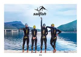Sailfish Wetsuit Size Chart