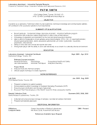 Resume Format, Mental Health Resume, Sales Assistant Resume, more lab  experience ...