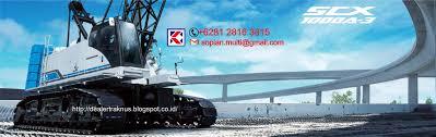 Sales Parts Hitachi Sumitomo Crane Pt Triguna Karya Nusa