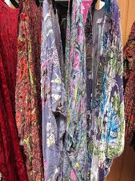 Marrika Nakk Designs Velvet Kimonos Marrikanakk