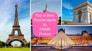 paris france tourist spots