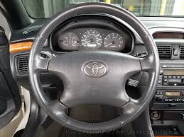 2003 Used Toyota Camry Solara Convertible SLE at Fleet Lease ...
