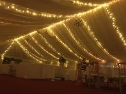 fairy lighting. fairy lighting hatton court