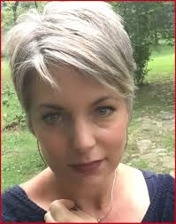 Hairstyles For Short Grey Hair 436107 Older Women S Pixie Hairstyles