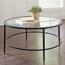coffee table enchanting round glass coffee tables for inside wayfair glass coffee tables