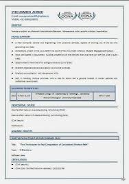 Computer Hardware And Networking Resume Format Pdf Resume Samples