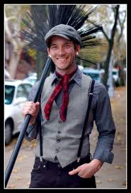 this costume is perfect if you have a girlfriend so she can be mary poppins but in case you happen to be single at the time being bert is still pretty