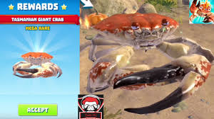 TASMANIAN GIANT CRAB UNLOCKED!! - KING ...