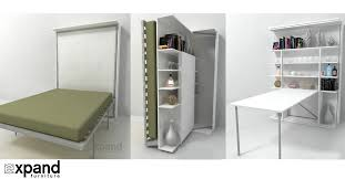 bookcase wall bed. Interesting Bookcase And Bookcase Wall Bed E