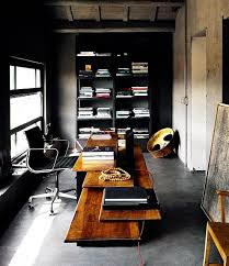 masculine home office. Stylish And Dramatic Masculine Home Offices Office E
