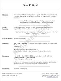 Example Resume Doc Great Sample Resume Doc Reference Of Sample Gorgeous Resumedoc
