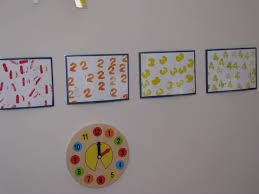 Number Chart And Memory Learning 4 Kids