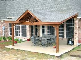 build a back porch cover best roof ideas on patio 5 front door